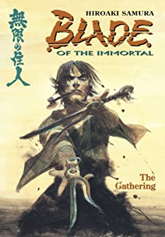 Blade of the Immortal Tome 8