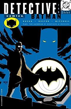 Detective Comics (1937-2011) #749