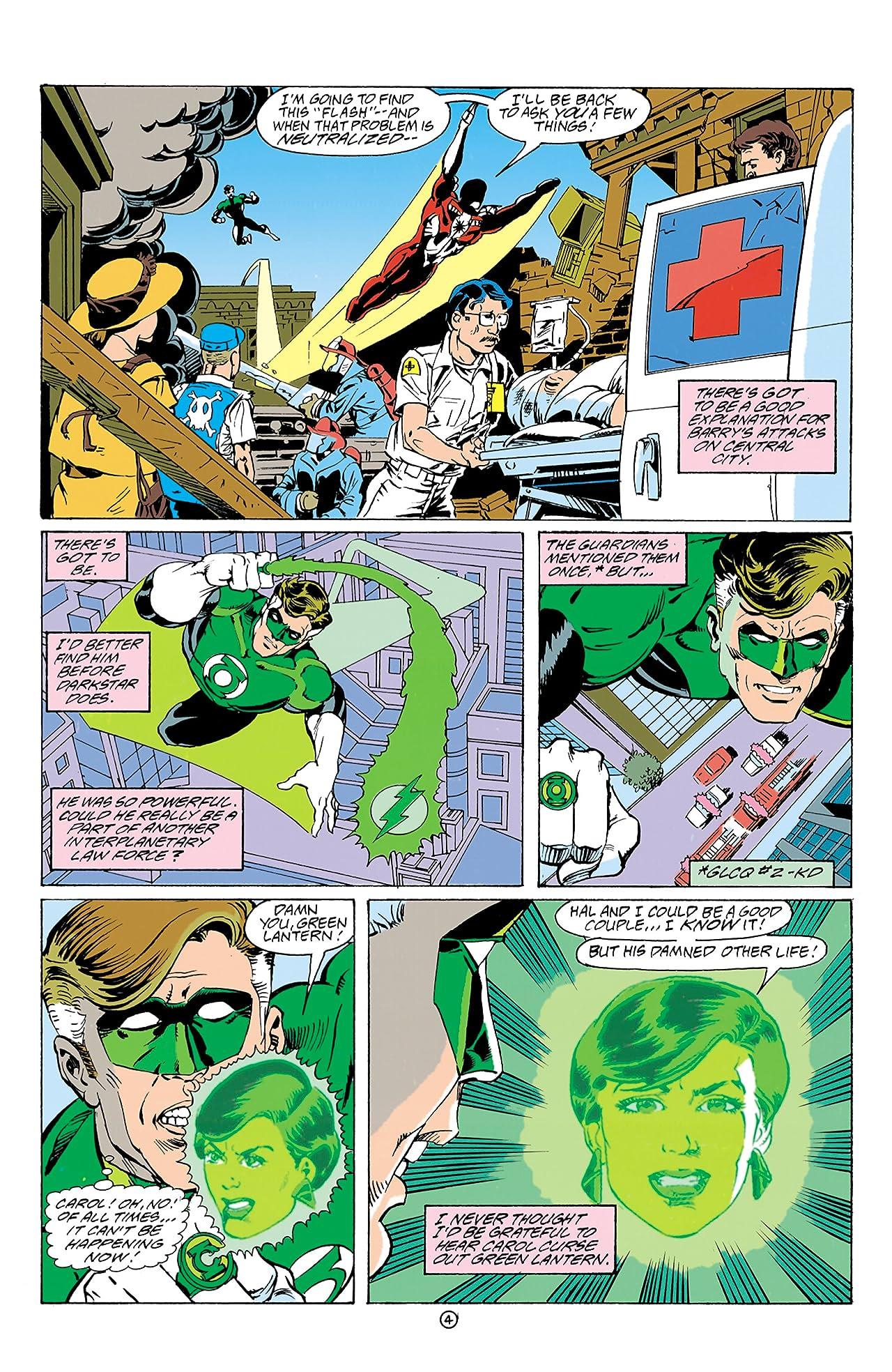 Green Lantern (1990-2004) #40