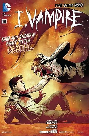I, Vampire (2011-2013) #19