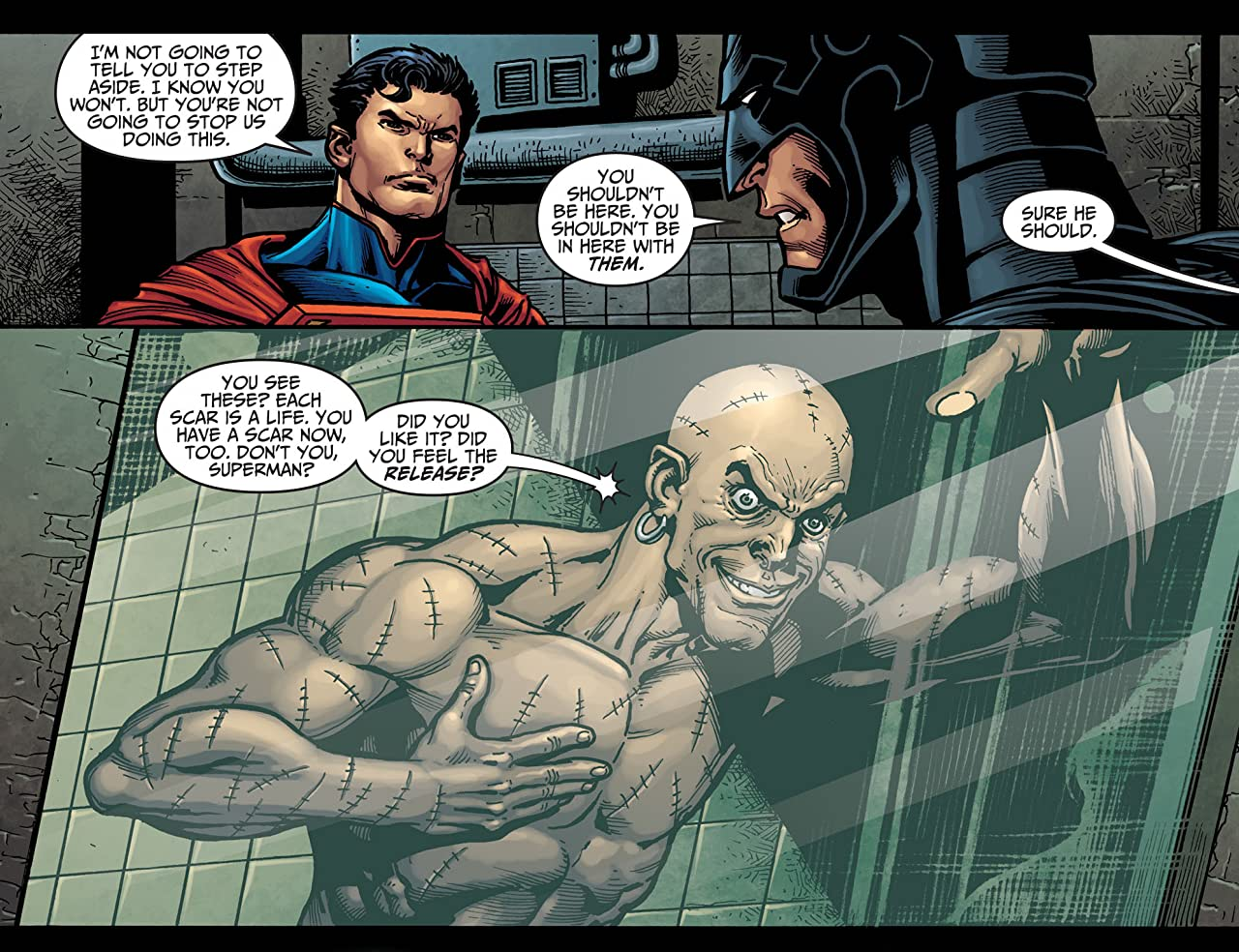 Injustice: Gods Among Us (2013) #15
