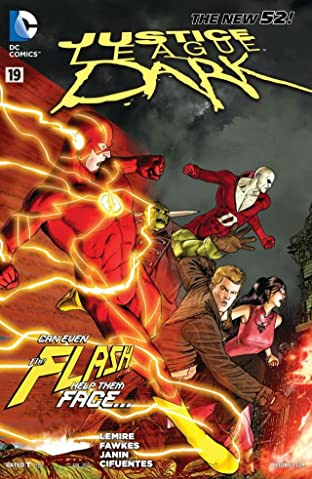 Justice League Dark (2011-2015) #19