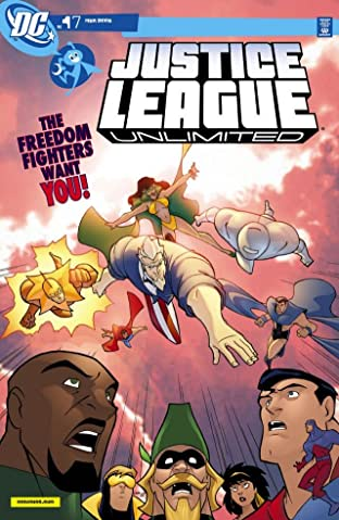 Justice League Unlimited #17