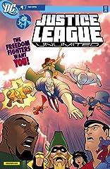 Justice League Unlimited #17