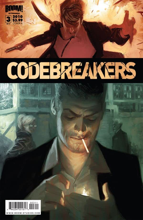 Codebreakers #3 (of 4)