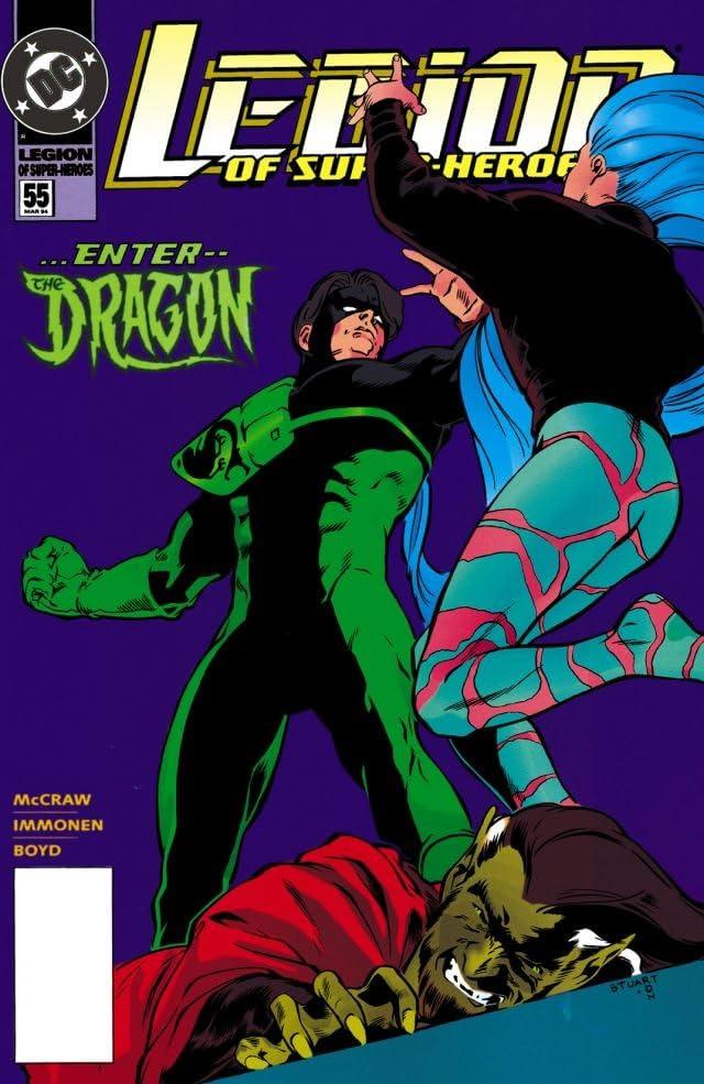 Legion of Super-Heroes (1989-2000) #55