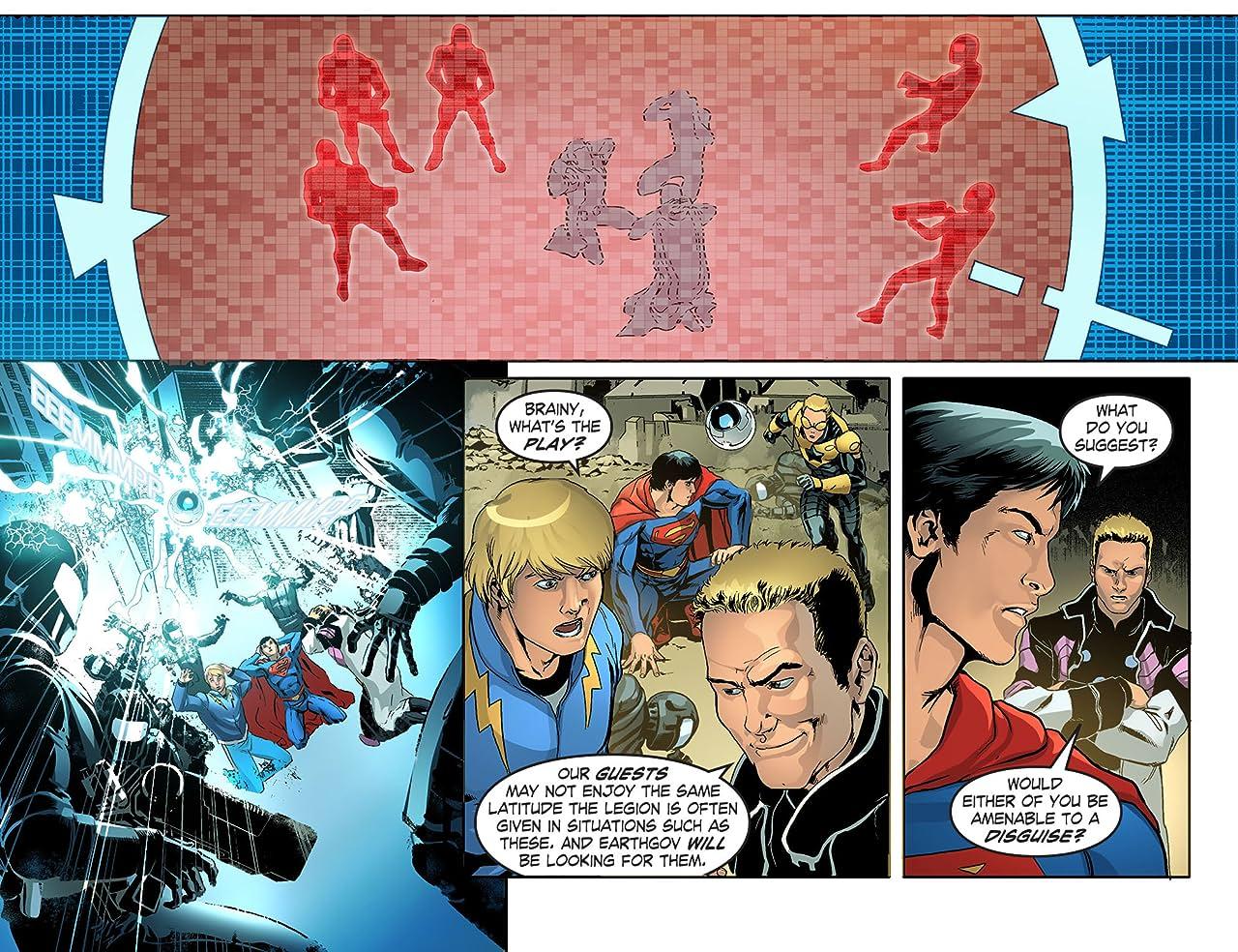 Smallville: Season 11 #44