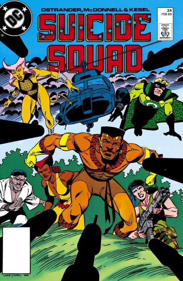Suicide Squad (1987-1992) #24