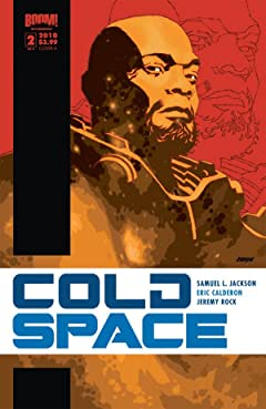 Cold Space #2 (of 4)