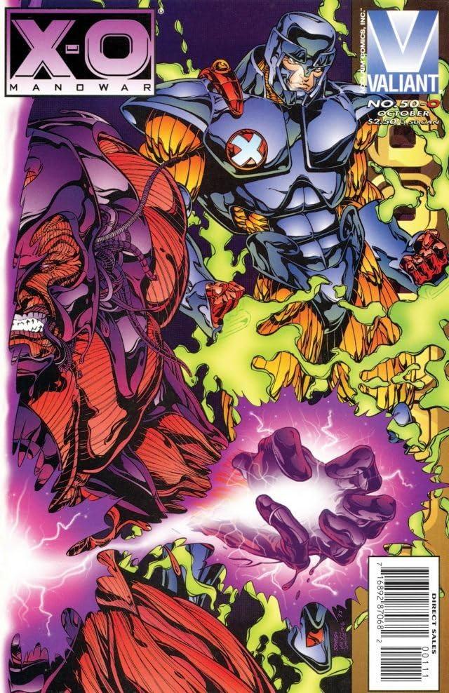 X-O Manowar (1992-1996) #50: O