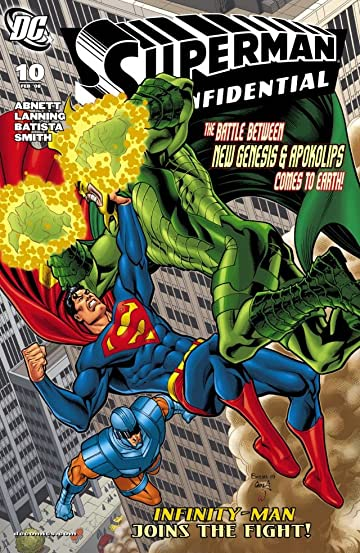 Superman Confidential #10