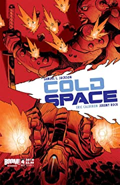 Cold Space #4 (of 4)