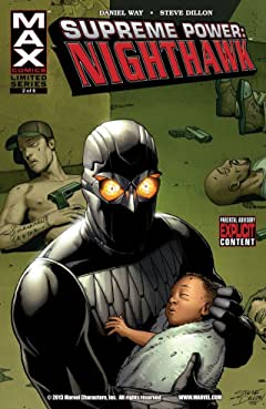 Supreme Power: Nighthawk #2 (of 6)