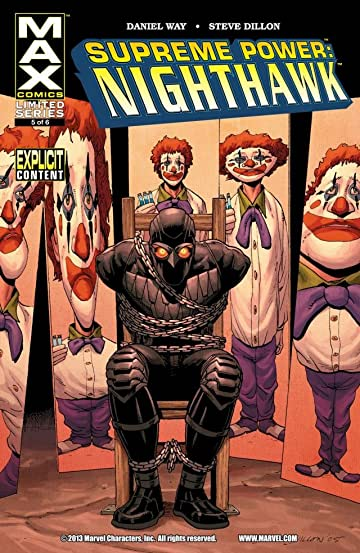 Supreme Power: Nighthawk #5 (of 6)