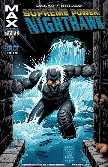 Supreme Power: Nighthawk #6 (of 6)