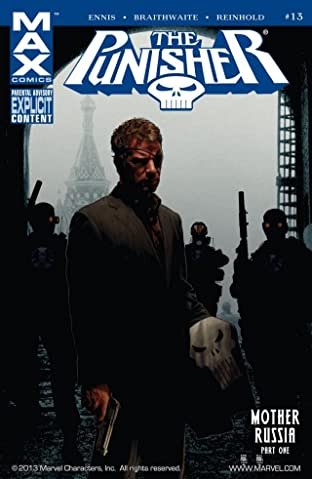 The Punisher (2004-2008) #13