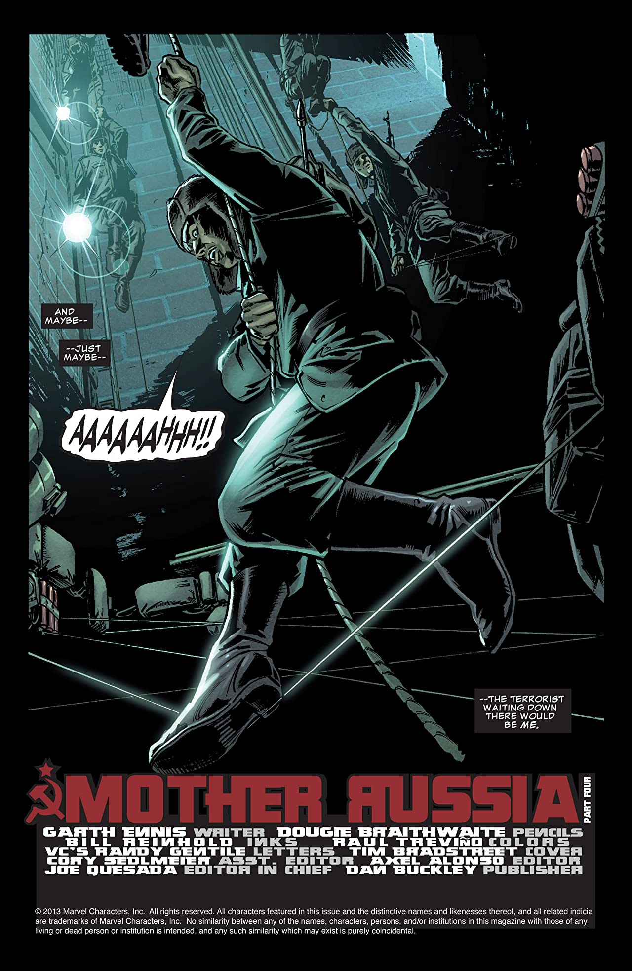 The Punisher (2004-2008) #16