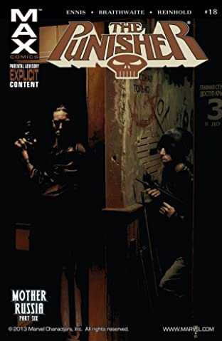 The Punisher (2004-2008) #18