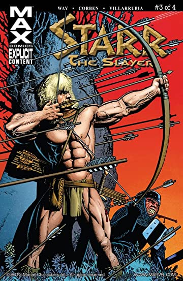 Starr the Slayer #3 (of 4)