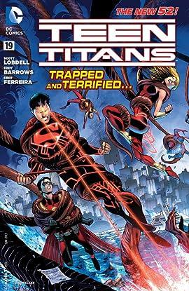 Teen Titans (2011-2014) #19