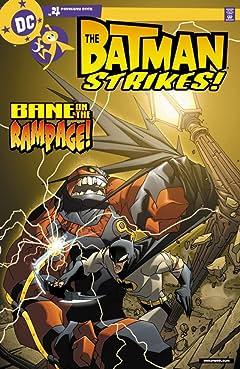 The Batman Strikes! No.4