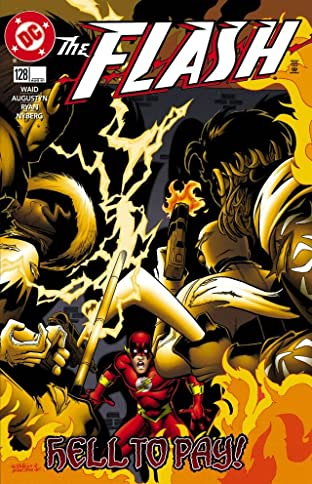 The Flash (1987-2009) #128