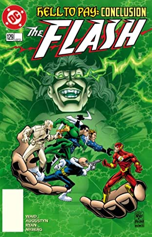 The Flash (1987-2009) #129