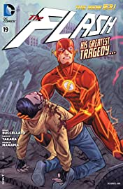 The Flash (2011-2016) #19