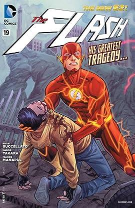 The Flash (2011-2016) #19