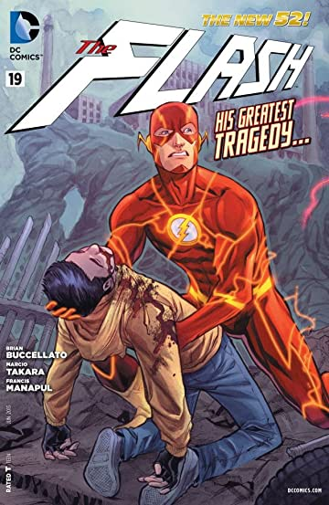 The Flash (2011-) #19