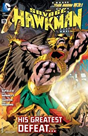 The Savage Hawkman (2011-2013) #19