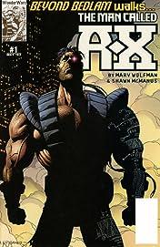 The Man Called A-X Vol. 2 #1