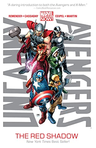 Uncanny Avengers Tome 1: The Red Shadow