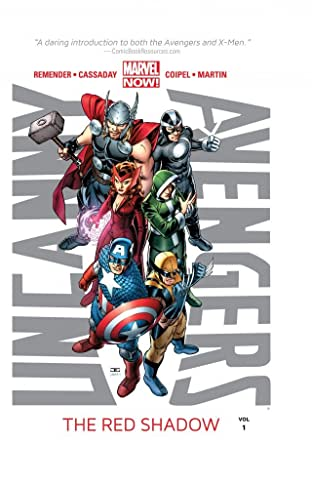 Uncanny Avengers Vol. 1: The Red Shadow