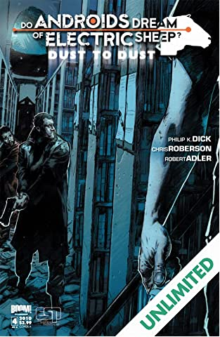 Do Androids Dream Of Electric Sheep?: Dust To Dust #4 (of 8)