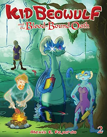 Kid Beowulf and the Blood-Bound Oath #2