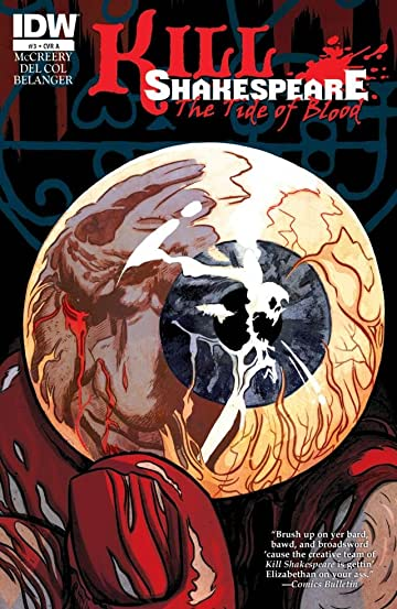 Kill Shakespeare: The Tide of Blood #3 (of 5)