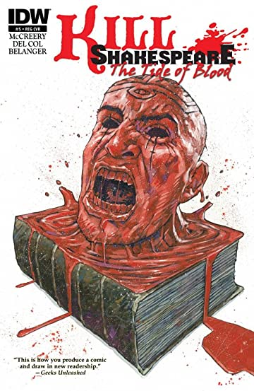 Kill Shakespeare: The Tide of Blood #5 (of 5)