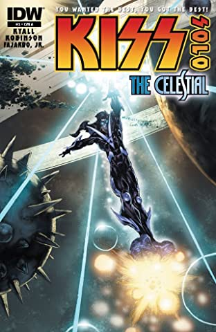Kiss Solo: The Celestial #3 (of 4)