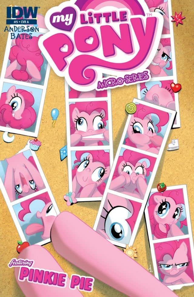 My Little Pony: Micro Series - Pinkie Pie #5