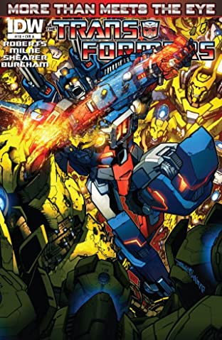 Transformers: More Than Meets the Eye (2011-2016) #18