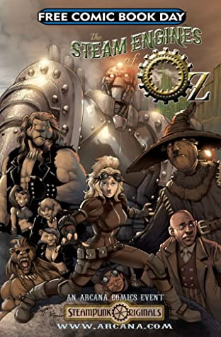 FCBD The Steam Engines of Oz