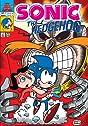 Sonic the Hedgehog Mini Series #1