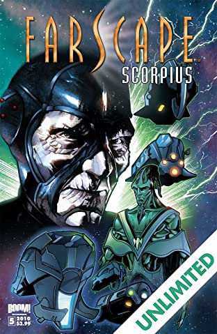 Farscape: Scorpius #5 (of 7)
