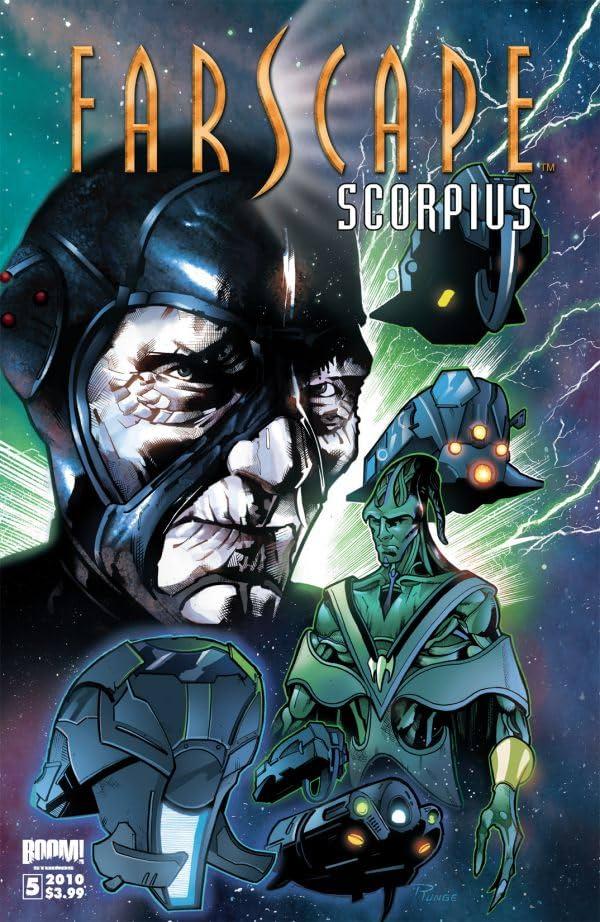 Farscape: Scorpius #5 (of 7)