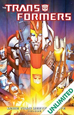 Transformers: More Than Meets the Eye (2011-2016) Vol. 3