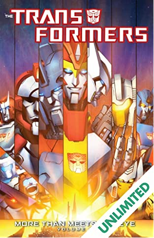 Transformers: More Than Meets the Eye (2011-) Vol. 3