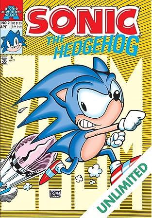 Sonic the Hedgehog Mini Series #2