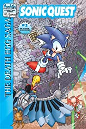 Sonic Quest: The Death Egg Saga #2