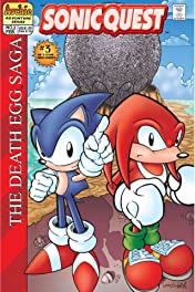 Sonic Quest: The Death Egg Saga #3